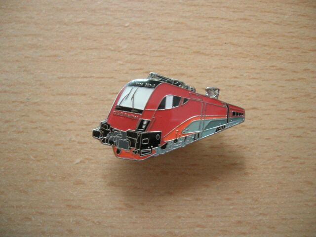 Pin Triebwagen Railjet ÖBB Eisenbahn Lok Zug Art. 6323