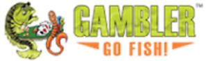 NEW GAMBLER LURES 5 INCH SUPER STUD FLUKE VARIOUS COLORS BASS FISHING
