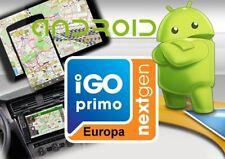 IGO Primo Android Nextgen Navigation Software Q1-Jan.-März. 2019 Micro SD 16.GB