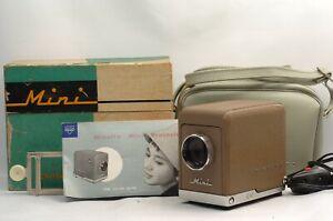 Ship-in-24-Hours-Excellent-in-Box-Minolta-Mini-35-Slide-amp-Film-Projector
