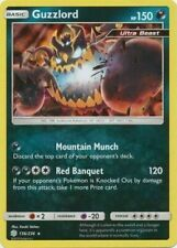 4x Pokemon Card ROSA 204//236 Cosmic Eclipse Playset x1 Holo Rare x3 Reverse