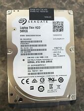 "New Seagate Laptop Thin HDD 500 GB 7200Rpm 7.2K 2.5"" SATA Notebook HD"