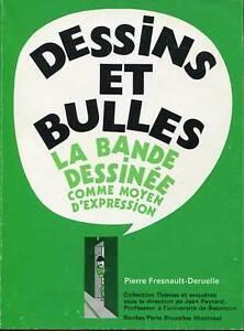 DESSINS-ET-BULLES-LA-BD-COMME-MOYEN-D-039-EXPRESSION-1972