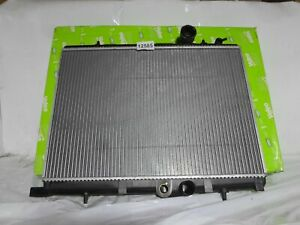 Radiator Cooling Engine Cooling Radiator Valeo PEUGEOT 206 2.0 99