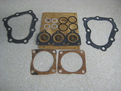 NOS NEW Harley Davidson Top End Engine Gasket Set 37-52 Flathead 45 WL WLA