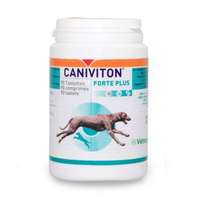 2 stk  90x2=180  Tabletten Vetoquinol CANIVITON  ORYGINAL 100% MHD 2020