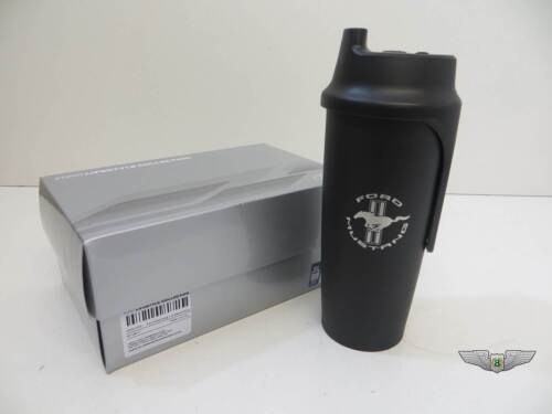 Ford Lifestyle Collection New Genuine Ford Mustang Insulated Mug Cup 35021704
