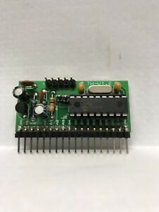 Pic16f628A-Project-PCB-Already-Built-And-Tested