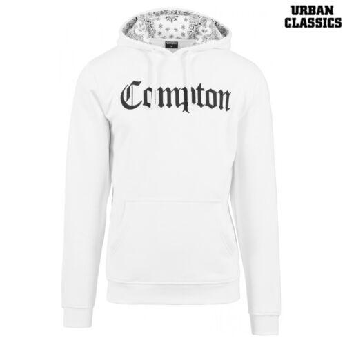 Compton Uomo Bandana Cappuccio Classics Felpa Maglione Urban Con Hxpgpq