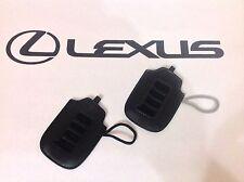Lexus leather Smart Key Cover FOB  2013 ES350 GS350 GS450h ES300h Oem Black