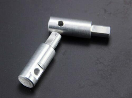 304 Stainless Steel Ice Power Auger Drill Adapter Strikemaster Lazer//Mora Eskimo