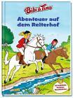 Bibi & Tina: Abenteuer auf dem Reiterhof von Theo Schwartz (2015, Gebundene Ausgabe)