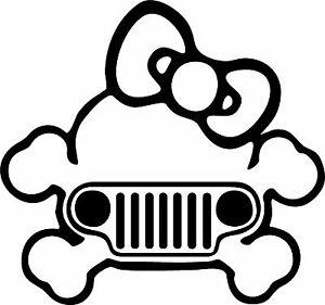 Jeep-skull-girl-bow-wrangler-cherokee-commander-wagoneer-vinyl-decal-sticker