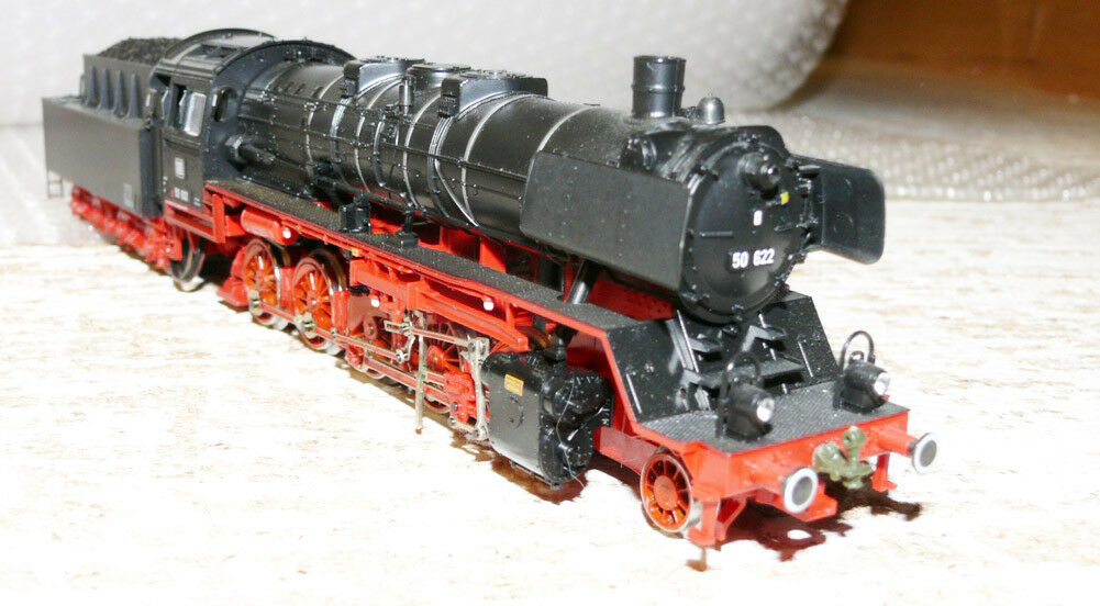 K31 Fleischmann 4805 locomotiva BR 50 622 DB A/C digitale CORRENTE ALTERNATA