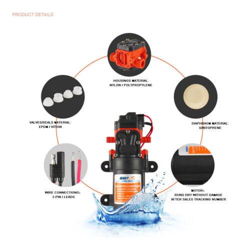 Marine Wasserpumpe Membran bootszubehör Duschen  für Flüssigkeitstransfer