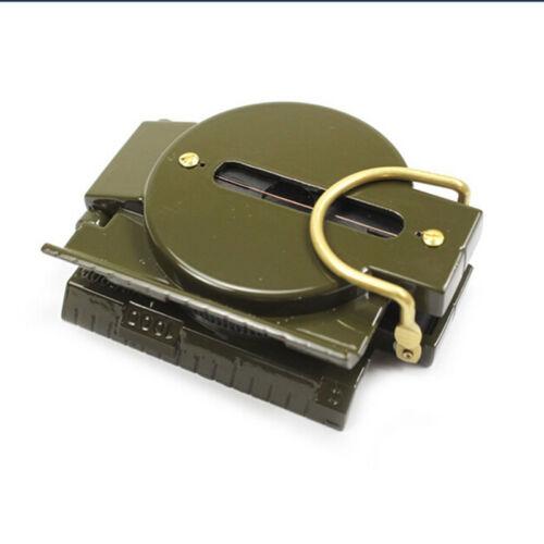 EF Aluminum Military Lensatic Marching Compas✔GB