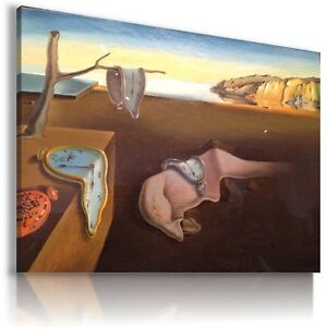 The-Persistence-of-Memory-SALVADOR-DALI-PRINT-Canvas-Wall-Art-MATAGA