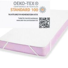 Allezo Matratzenschoner Matratzenauflage Wasserdicht Inkontinenz Matratzenschutz