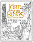 The Lord of the Rings Movie Trilogy Colouring Book by J. R. R. Tolkien, Warner Brothers (Paperback, 2016)