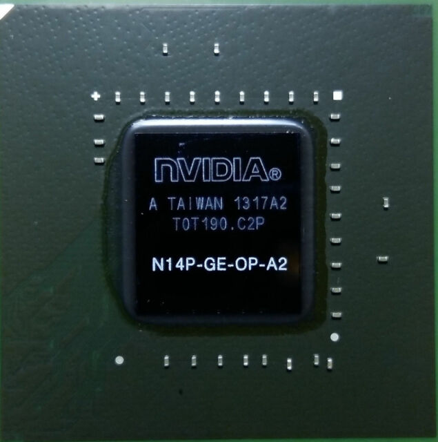 Brand New  N13P-GLR-A1 Graphic Chipset TAIWAN DC:2013