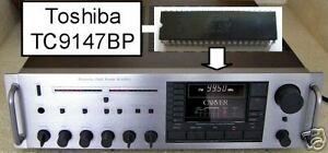 TC9147BP IC to repair CARVER MXR-130 150 900 2000 THE RECEIVER TX-2 TX-11 TC9147