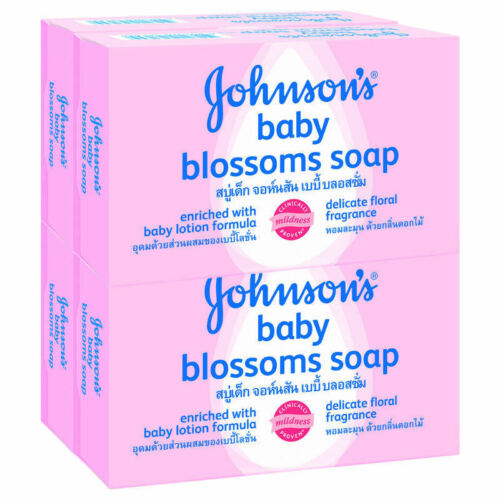 Johnson's Baby Blossoms Soap 75 grams Pack of 4