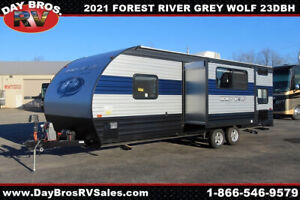 2021 Forest River Cherokee Grey Wolf