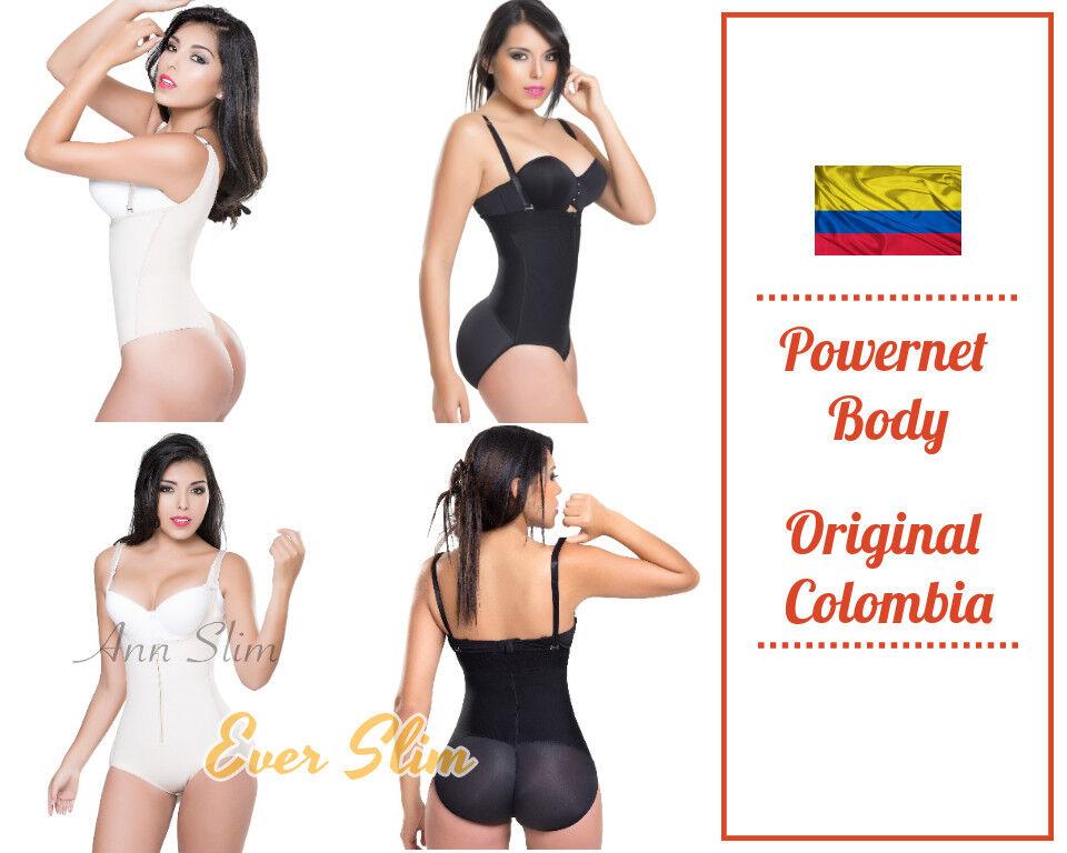 Slim Ann Powernet corps, Faja Colombiana ORIGINAL post Lipo Compression VêteHommest