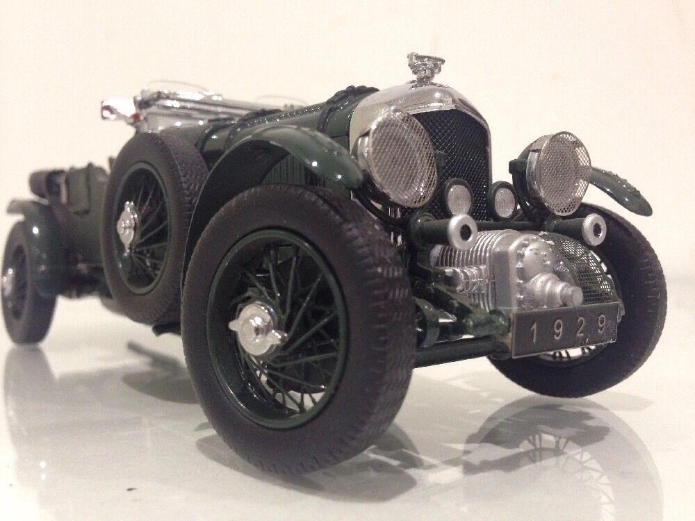 1929 Bentley Blower Lemans 24hr sovralimentato Racer