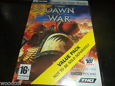 Warhammer 40,000 Dawn Of War : Game Of The Year   pc game