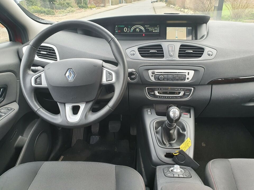 Renault Scenic III, 1,5 dCi 110 Expression, Diesel
