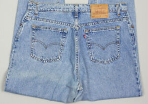 Vintage Levi's Strauss & Co Women 551 Relaxed Fit Jeans Size 18 M (W36 L30)