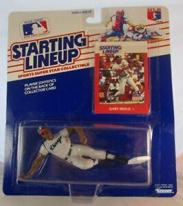 1988  GARY REDUS - Starting Lineup - Sports Figurine - CHICAGO WHITE SOX