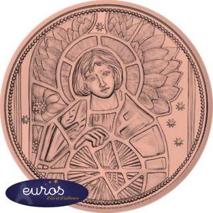 Piece-10-euros-commemorative-AUTRICHE-2018-Uriel-l-039-Ange-Eclaireur-Cuivre