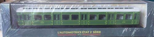 AUTOMOTRICE ETAT 2 SERIE 1915 ATLAS