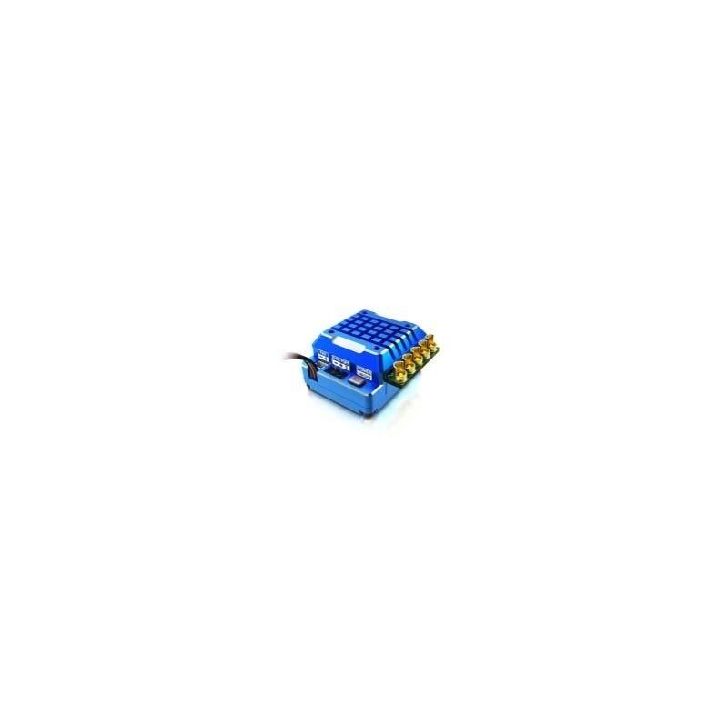Skyrc viaggi REGOLATORE Toro ts120a per 1 10 2-3s LiPo azul Alu-sk300062-01