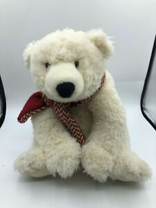 Official-Gund-Codie-Polar-Bear-Teddy-Plush-Kids-Soft-Stuffed-Toy-Doll-Animal
