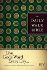 Daily Walk Bible-KJV by Tyndale House Publishers(Hardback)