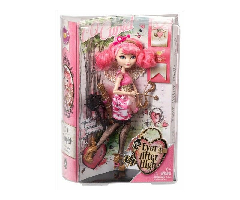 Andet, Ever After High -C. A. Cupid