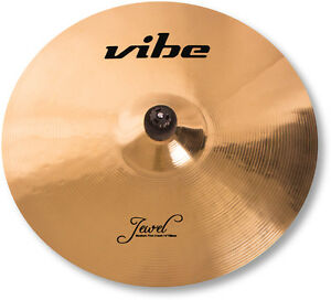 14-034-Vibe-Jewel-Brilliant-Medium-Thin-Crash-Becken-Cymbal-B20-mit-Zertifikat