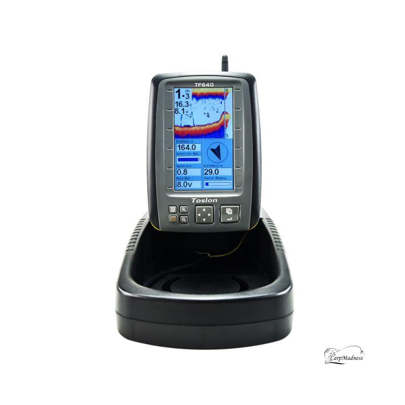 Toslon Toslon Toslon TF640 Farbecholot mit GPS und Kompass für FutterStiefele 1f556f