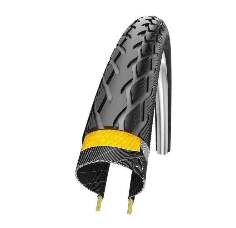 Schwalbe Marathon Deluxe HS420 DD RoadStar FB Bicycle Tire