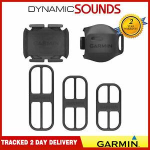 Garmin-Velo-Vitesse-amp-Cadence-Capteur-2-pour-Edge-25-130-500-510-520-520