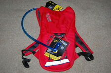 NEW CAMELBAK Classic 70 Oz 2L Racing Red SEALED Antidote Reservoir SHIPS FREE
