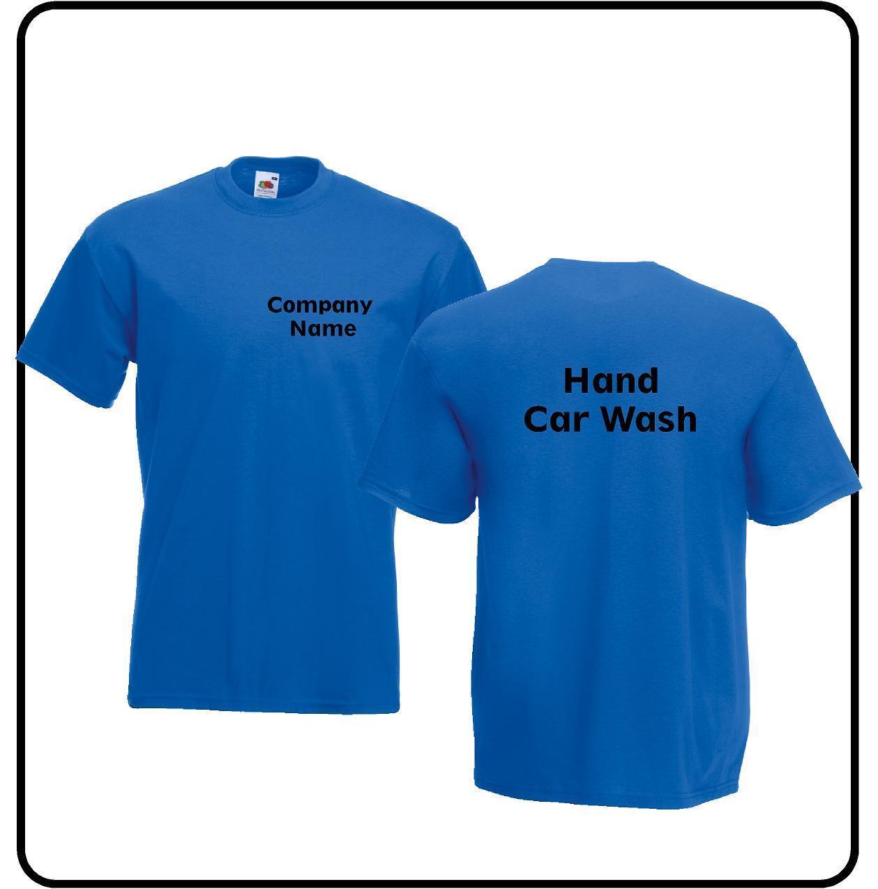 5 MANO Auto Lavare T-Shirt Company t-shirt Workwear X5