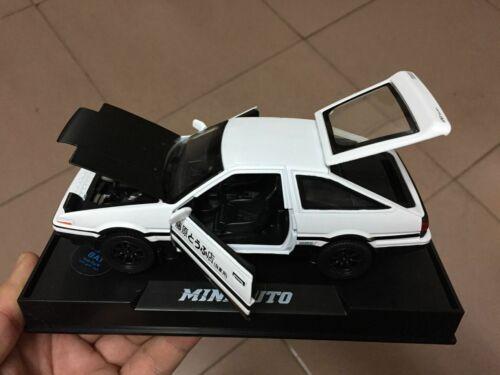 Top Model Toyota AE86 Miniauto 1:32 metal Model toys Pull-Back Light /& Musique