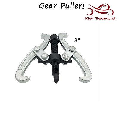 2 LEG JAW GEAR HUB BEARING PULLER REVERSIBLE INTERNAL EXTERNAL Pulley