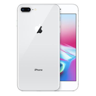 Apple iPhone 8 Plus - 64GB - Silber (Ohne Simlock) Smartphone