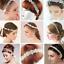 8-Sizes-Crystal-Rhinestone-Bride-Bridesmaid-Wedding-Prom-Headband-Hairband-Tiara thumbnail 1