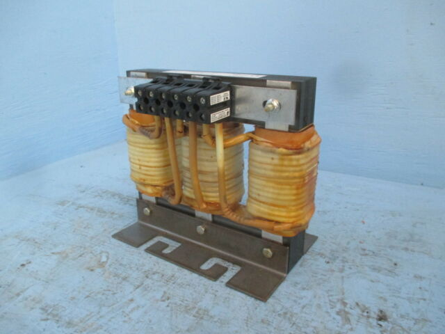 TCI KLR250BCB 250A 3 Phase Line Reactor 600V Sine Guard Trans-Coil KLR-28 3Ph